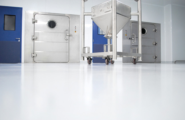 Flowcrete Americas to Showcase GMP Compliant Pharmaceutical Floor Finishes at Interphex 2016