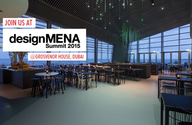 Join Flowcrete Middle East at DesignMENA