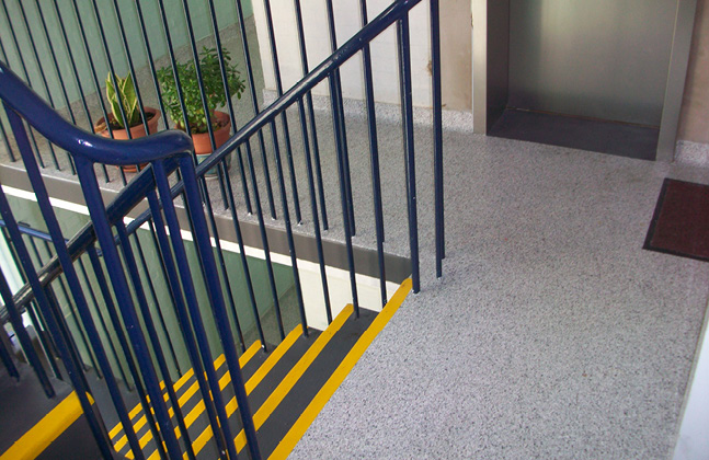 Flowcrete Focus on Social Housing Floors at Homes 2015