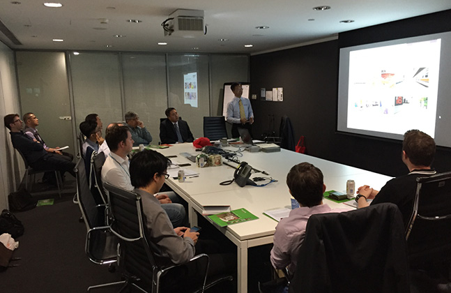 Flowcrete Hong Kong Introduces New CPD Seminar on Screed Failure Avoidance for the CIAT2