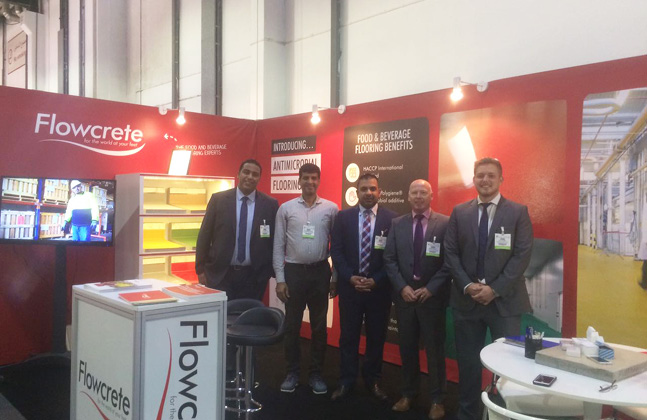 Flowcrete Puts the Spotlight on HACCP International Certified Floors at Gulfood Manufacturing