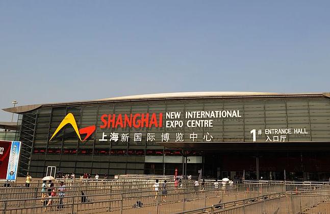Flowcrete Set for Shanghai's China Floor Expo 2014