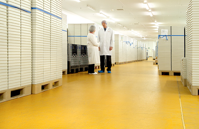 Flowcrete to Showcase its HACCP Certified Antimicrobial Flooring Range at FoodPro 2015