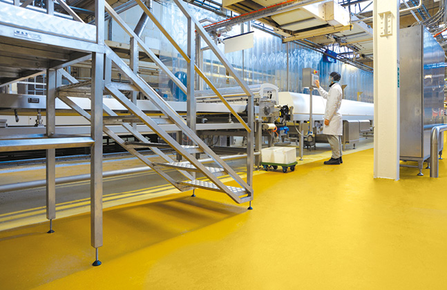 Flowcrete to Showcase its HACCP Certified Antimicrobial Flooring Range at FoodPro 20152