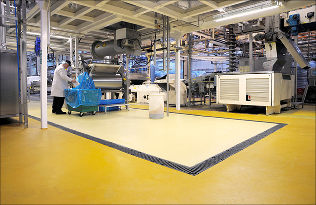 Flowfresh Antimicrobial Flooring – How does it work