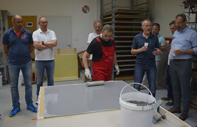 From Theory to Application- Contractors Shown the Ropes at Warsaw Workshop2