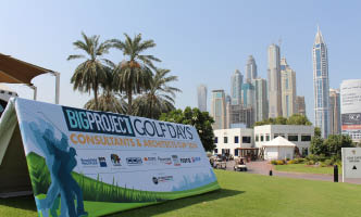 Flowcrete Hits Hole in One With Dubai Golf Day Sponsorship