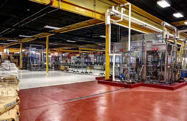 HACCP Certified Polymer Flooring On Show at Chicago's PROCESS EXPO