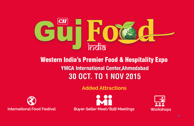 HACCP International Certified Floors at Guj Food 2015