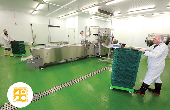 Look out for these HACCP International Compliant Flooring Characteristics at Gulfood Manufacturing