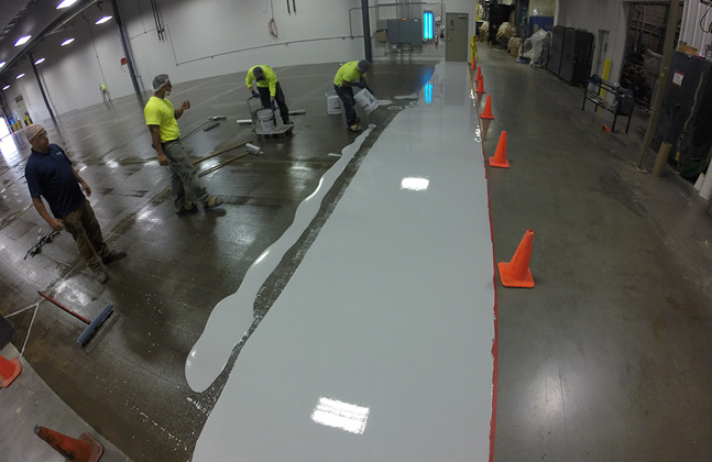 New Satin Finish, Poly-Acrylic PU Top Coat, Flowseal WB Satin, Now Available