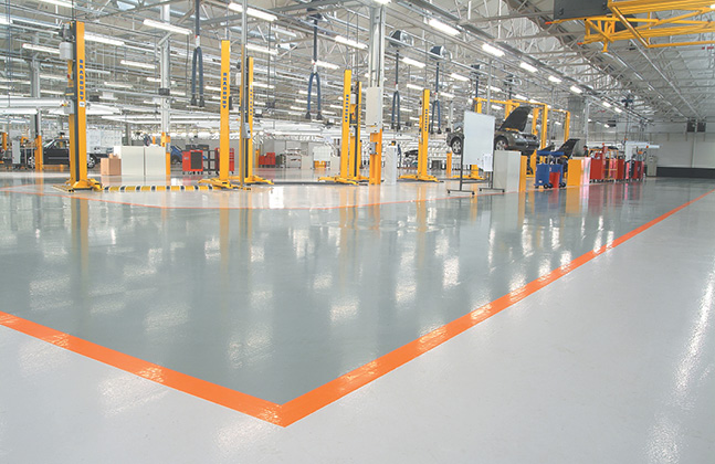 Prevent Dust & Residue Formation on Unprotected Concrete Surfaces