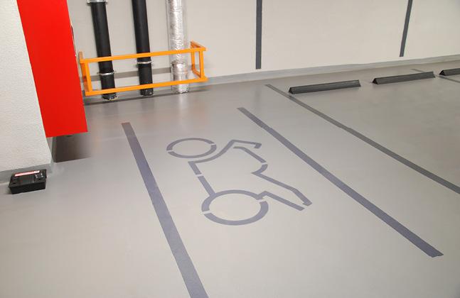 Quartz-Crystal Office Building Selects Deckshield For Multi-Storey Basement Parking Facility4