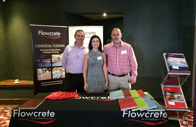 Sustainability Insights at Flowcrete Sponsored Architecture Day