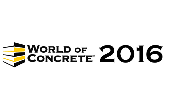 What to Expect from World of Concrete 2016…