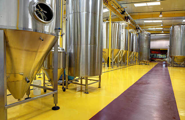 Willie's Brewhouse Floor Maintenance & Safety Tips: The Rise of the Microbrewery