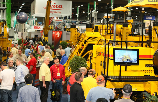 World of Concrete: Celebrating 40 Years of Industry