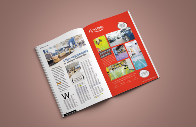 Extra! Extra! Flowcrete's Press Highlights