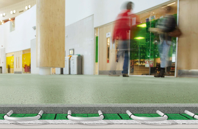 Flowcrete Go Green With Award Winning Screeds at Ecobuild 2016