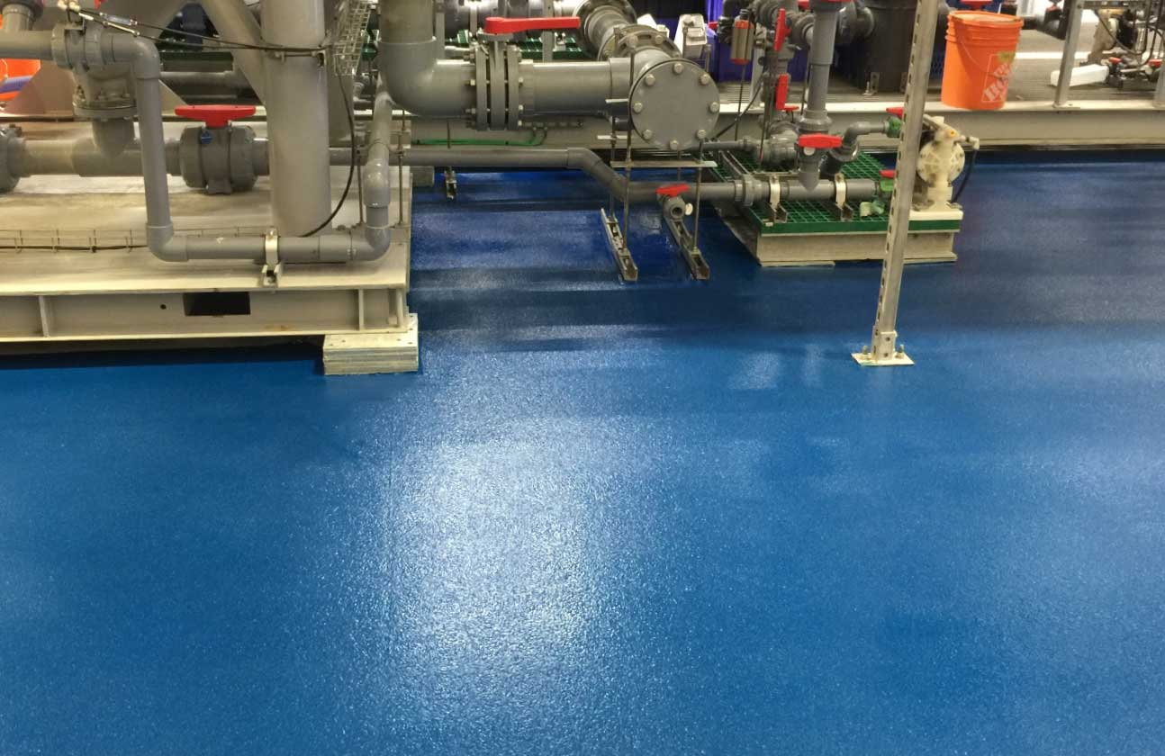 Epoxy Novolac Floor Coating Systems All Things Flooring