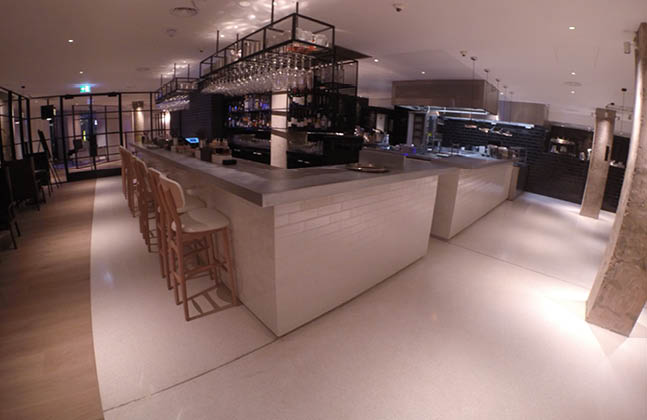 London S Leicester Square Kitchen Set To Dazzle All Things