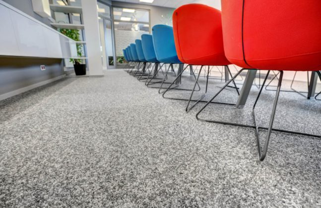 Trends In The Design Of Resin Floors
