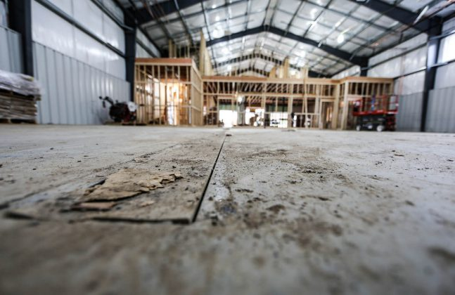 9 Problems with Bare Concrete Floors