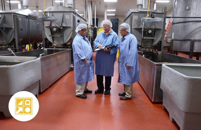 How To Make Sure You Have A Haccp Friendly Floor All Things Flooring