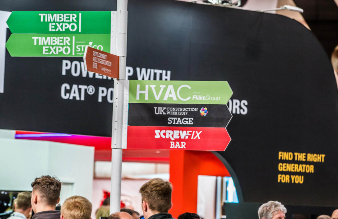 3 Reasons to Attend UK Construction Week