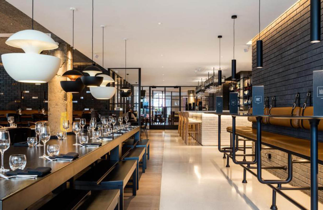 Top 6 Flooring Choices For An All Day Cafe All Things Flooring