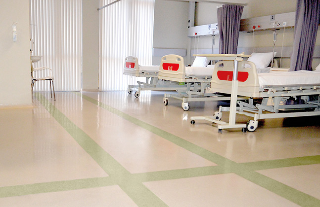 Top Hospital Flooring Options For 2019