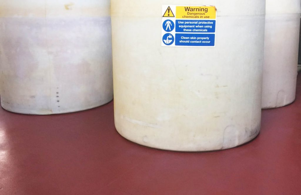How to Stop Battery Acid Corroding Your Floor | All Things
