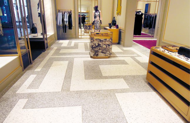 Resin Trends in Retail