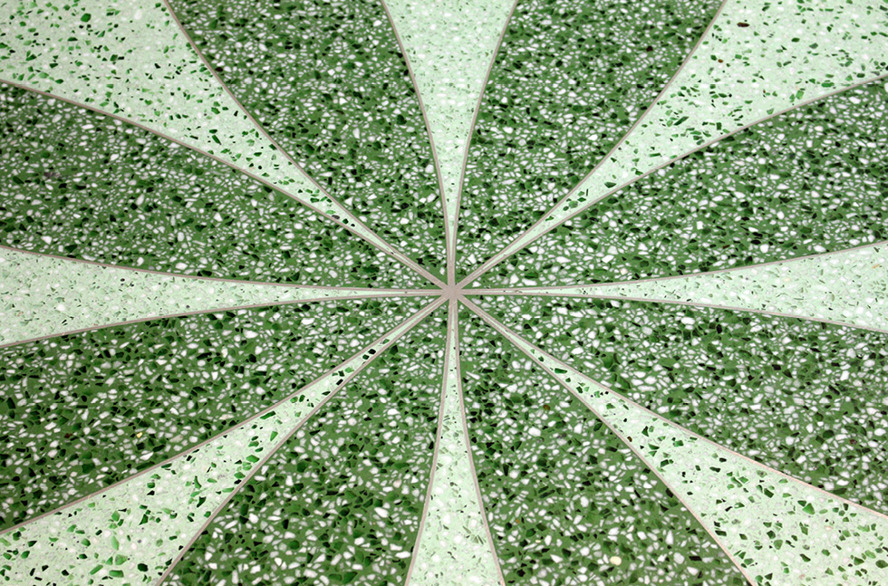 Robust Reused Recycled Terrazzo Flooring All Things