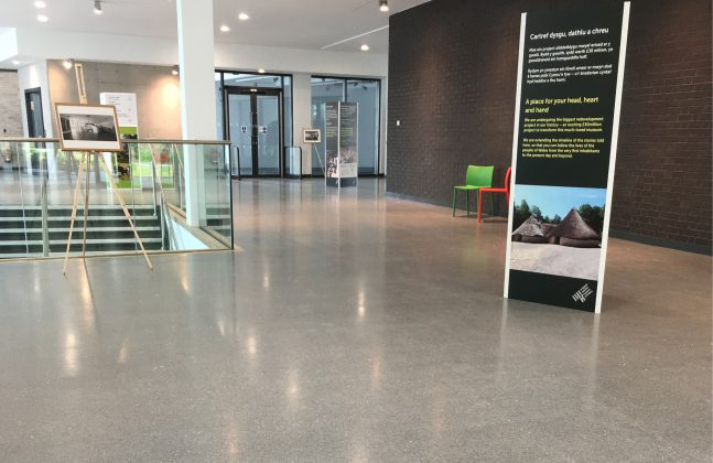 Seamless Resin Terrazzo Flooring Archives All Things Flooring